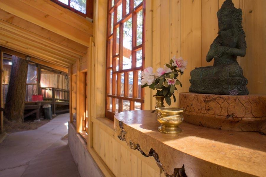 photos    shasta abbey buddhist monastery
